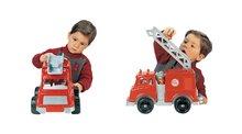 Camioane - Mașină de pompieri Écoiffier Abrick cu cuburi cu lungime de 42 cm de la 18 luni_2