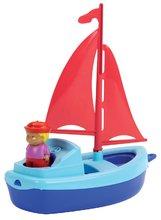 ECOIFFIER 145-1 Plachetnica s námorníkom modrá od 18 mesiacov