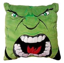 Polštář Hulk Marvel Ilanit zelená 35*35 cm IL14640