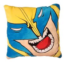 Kispárna Wolverine Marvel Ilanit sárga 35*35 cm IL14641
