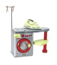 SMOBY 26029 Tefal práčka set so žehliaco