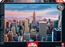 Puzzle 1000 dílků - Puzzle Midtown Manhattan Educa 1000 dílů od 12 let_1