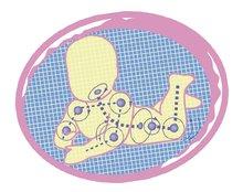 SMOBY 164200 Bábika Lilou 42 cm babika