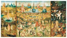 Puzzle Zahrada Pozemských Rozkoší - Hieronymus Bosch Educa 9 000 dílů od 15 let