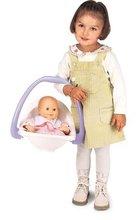 Staré položky - Stolička hojdačka a nosidlo Lilou pre bábiku 3v1 Smoby od 18 mes_5