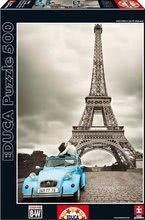 Puzzle 500 dílků - Puzzle Eiffelova věž Educa 500 dílů od 11 let_1