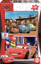 Otroške puzzle do 100 delov - Puzzle Avtomobili 2 Educa 2x48 delov_0
