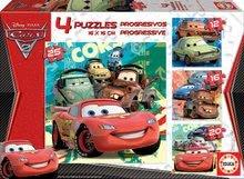 14942 b educa puzzle cars
