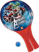Tenis - Plážový tenis set Avengers Mondo s 2 raketami a loptičkou_0