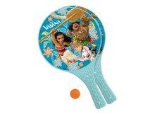 Detský plážový tenis Vaiana Mondo s 2 raketami a loptičkou
