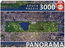 EDUCA 16781 puzzle panorama Central Park, New York 3000 db 15 éves kortól