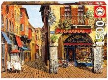 Puzzle Genuine Colors of Italy - Salumeria, Viktor Shvaiko Educa 1 500 dielov od 13 rokov