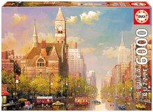 EDUCA 16783 puzzle Genuine New York afternoon, Alexander Chen 6000 db