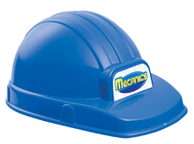 ÉCOIFFIER 2476 modrá detská pracovná prilba Mecanique