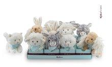 Plyšové zajace - Plyšový zajačik Praliné Les Amis-Lapinou Kaloo 12 cm v darčekovom balení pre najmenších_3