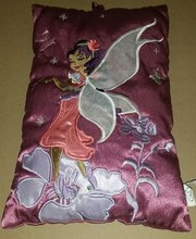 Vankúšik Disney Víly Ilanit 26*18 cm fialový