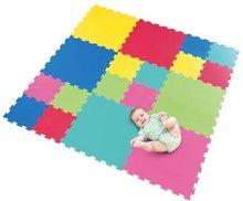Habszivacs puzzle Lee játszószőnyeg legkisebbeknek 6 +12 részes színes