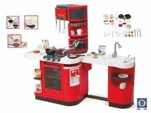 Kuchynky pre deti sety - Set kuchynka CookMaster Smoby so zvukmi a ľadom a obchod Supermarket s pokladňou_0