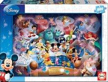 Puzzle 1000 dielne - Puzzle Disney Family Mickey Dream Educa 1000 dielov od 12 rokov_0