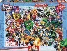 Puzzle Marvel Heroes Educa 1000 delov od 12 leta