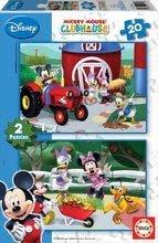 15290 b educa puzzle mickey