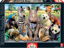 Puzzle 1000 dielne - Puzzle It's a Class Photo Educa 1000 dielov od 12 rokov_1