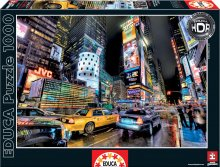 Puzzle 1000 dielne - Puzzle Times Square Educa 1000 dielov od 12 rokov_1