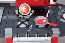 Staré položky - Elektronická kuchynka Superchef Tefal Smoby s funkciou vody a barovým pultom a zvukmi a 37 doplnkami_1