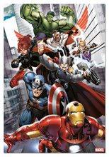 Puzzle 500 dielne - Puzzle Marvel Avengers Educa 500 dielov od 11 rokov_0