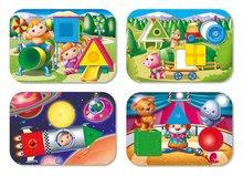 Puzzle pre najmenších - Puzzle Baby Form Tvary Educa 4-obrázkové od 24 mes_0