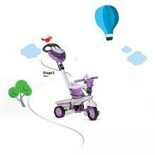 Trojkolky od 10 mesiacov - Trojkolka Dream Team Purple Touch Steering 4v1 smarTrike fialovo-šedá od 10 mes_6