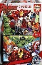 Puzzle Avengers Educa 2x48 delov