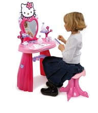 Staré položky - Hello Kitty kadernícky stolík Smoby so stoličkou_1
