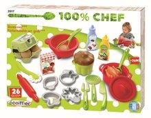 Kuchynky pre deti sety - Set kuchynka Tefal French Touch Bublinky&Voda Smoby s magickým bublaním a súprava na varenie_6