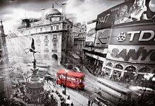 Puzzle 1000 dielne - Puzzle B&W Piccadilly Circus Educa 1000 dielov od 12 rokov_0