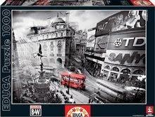 Puzzle 1000 dielne - Puzzle B&W Piccadilly Circus Educa 1000 dielov od 12 rokov_1