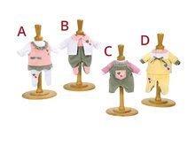 Oblečení pro panenky - Šatičky pro panenku Baby Nurse Smoby 32 cm 4 druhy_5
