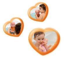 Bábiky od 9 mesiacov - Bábika so zvukmi MiniKiss Smoby na kúpanie 27 cm ružová od 12 mes_0