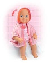 Bábiky od 9 mesiacov - Bábika so zvukmi MiniKiss Smoby na kúpanie 27 cm ružová od 12 mes_2