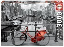 Puzzle Genuine Amsterdam Educa 3 000 db 15 évtől