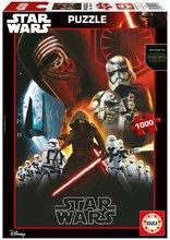 Puzzle Star Wars: Sila sa prebúdza Educa 1000 dielov od 12 rokov