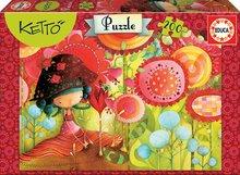 Detské puzzle Ketto Educa 200 dielov od 6 rokov
