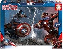 Puzzle Captain America: Civil War Educa 1000 dielov od 12 rokov