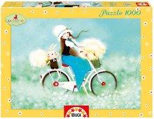 Puzzle Kori Kumi Summertime, Santoro Educa 1000 dielov od 12 rokov