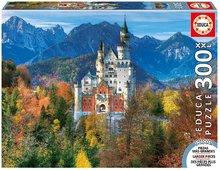 Puzzle Genuine XXL Zámok Neuschwanstein Educa 300 dielov od 12 rokov