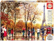 Puzzle Genuine XXL Eiffelova veža Educa 300 dielov od 12 rokov
