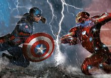 Puzzle 1000 dielne - Puzzle Captain America: Civil War Educa 1000 dielov od 12 rokov_0