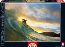 Puzzle Genuine Surf Educa 500 dielov od 11 rokov