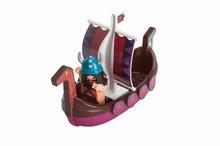 BIG 55129 waterplay Wickie hajó figurával - 3 darab