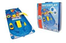Vodní hra pro děti Waterplay Funland BIG v kufříku modrá